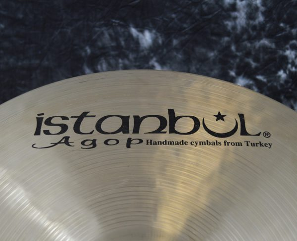 "Traditional20MediumRide2 600x487 - سنج راید ۲۰ اینچ استانبول آگوپ سری Istanbul Agop Traditional 20"" Ride"