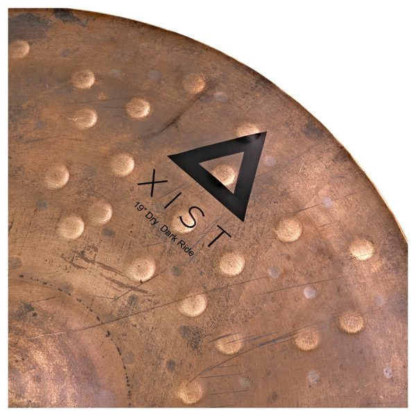 preview 1 600x600 - سنج راید ۱۹ اینچ استانبول آگوپ سری Istanbul Agop Xist Dry Dark 19'' Ride