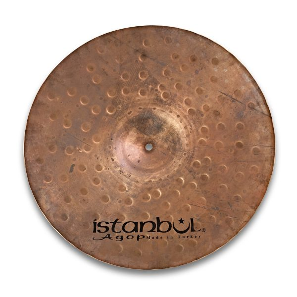 preview 2 600x600 - سنج راید ۱۹ اینچ استانبول آگوپ سری Istanbul Agop Xist Dry Dark 19'' Ride