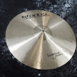 "traditional20mediumride1 300x300 - سنج راید ۲۰ اینچ استانبول آگوپ سری Istanbul Agop Traditional 20"" Ride"